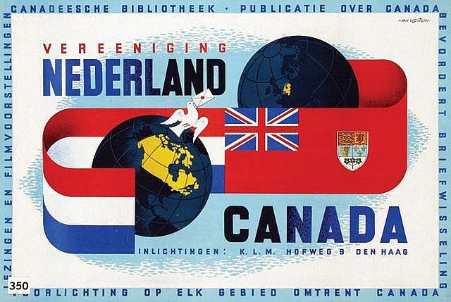 Ontwerp Vereniging Canada Nederland